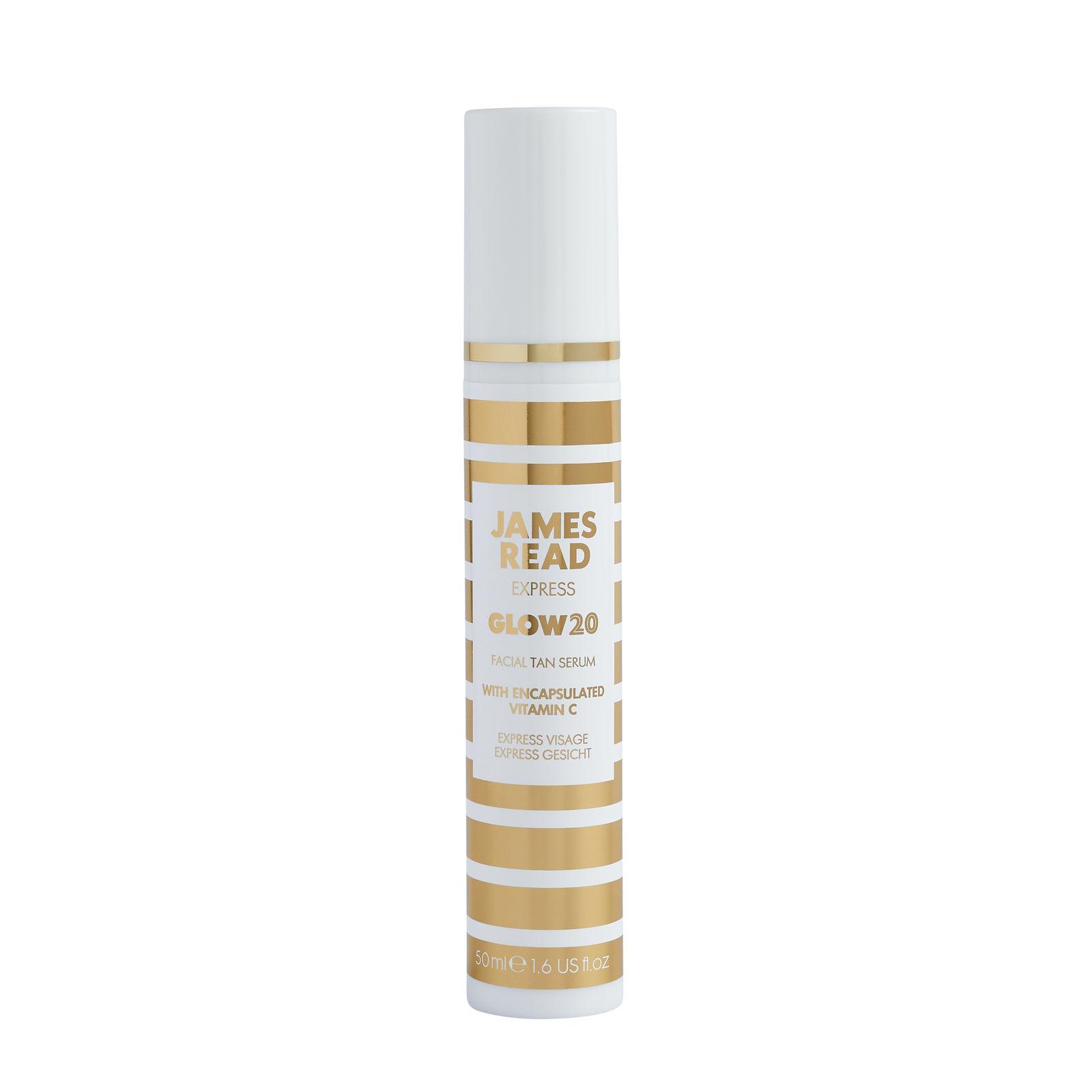 James Read - Glow 20 Facial Tan Serum 50 ml