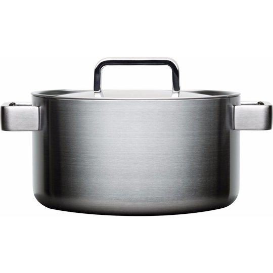 Iittala Tools Gryta med lock 4 liter