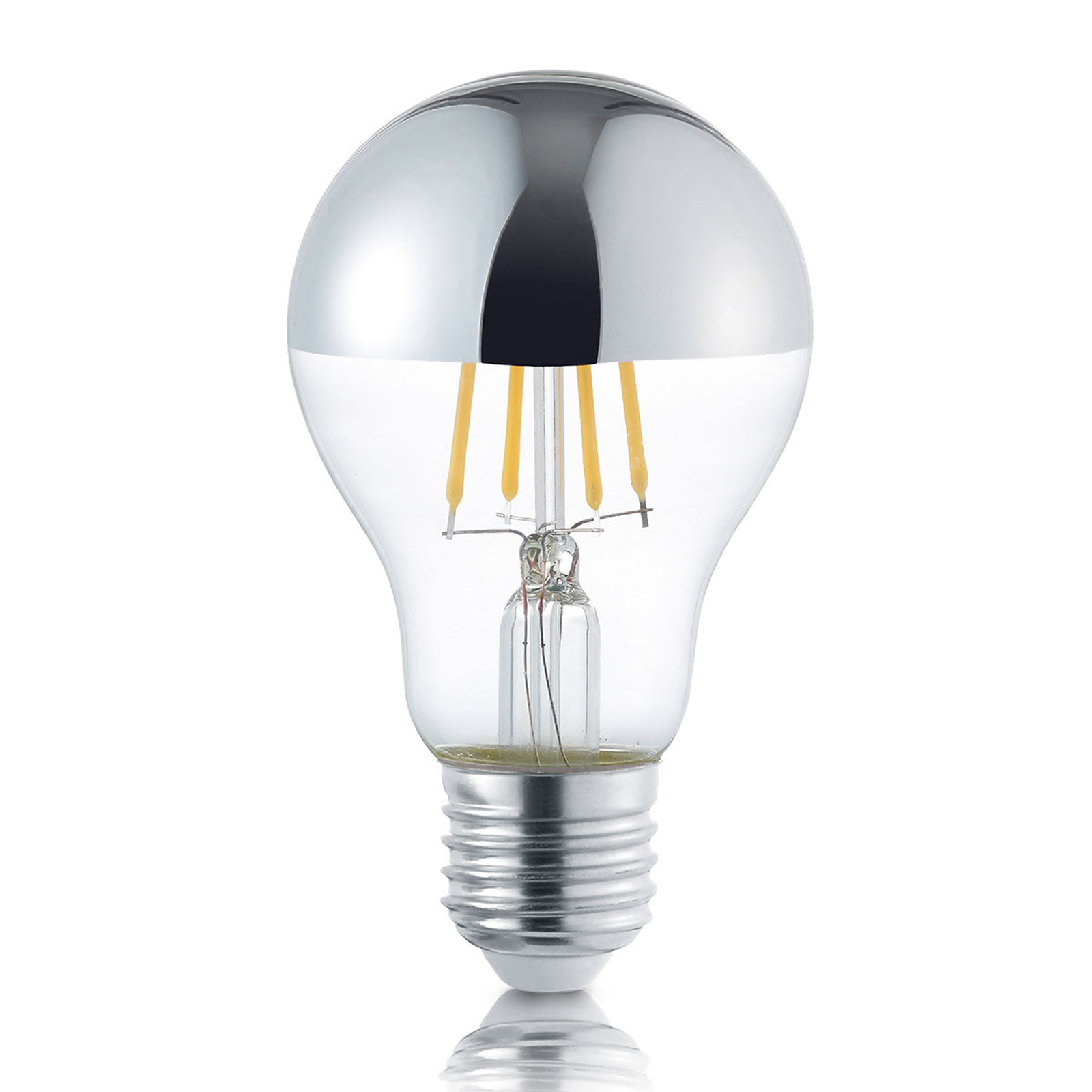 LED-pääpeililamppu E27 4W, lämmin valkoinen