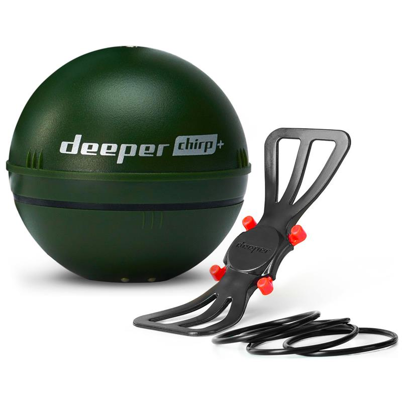 Deeper Smart Sonar CHIRP+ Limited Edition - Få med mobilholder