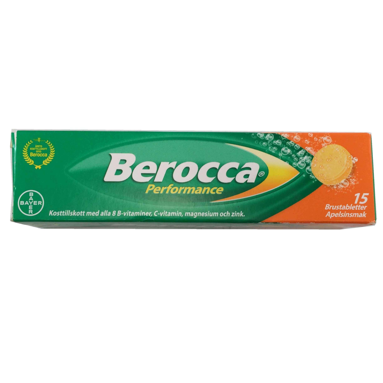 Berocca performance - 84% rabatt