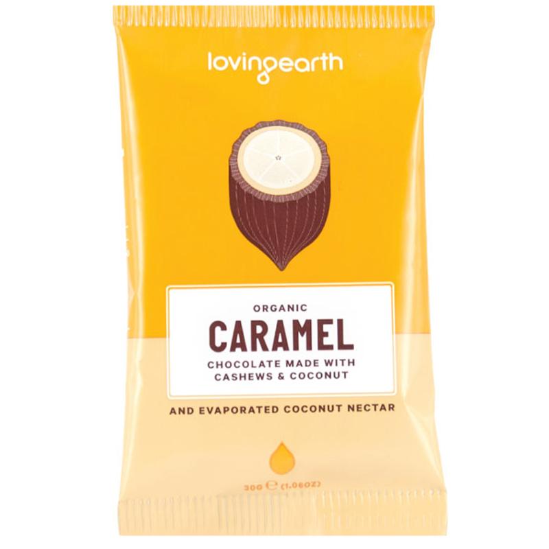 Eko Choklad Karamell - 66% rabatt