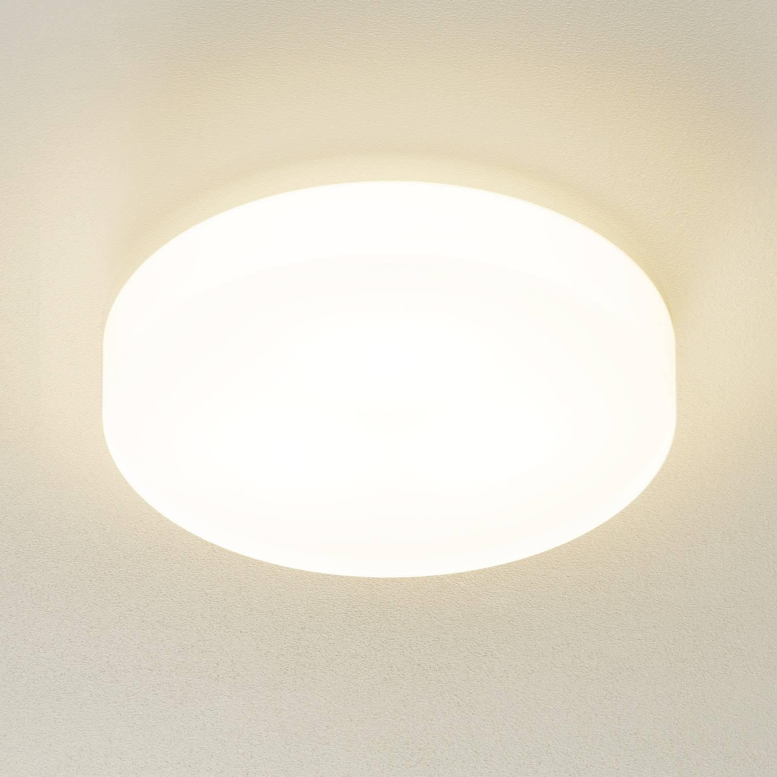 BEGA 89766 LED-taklampe 3 000 K E27 hvit Ø 47 cm