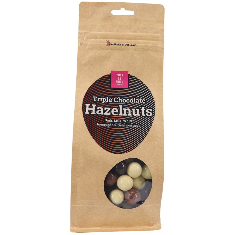 Triple Chocolate Hazelnuts - 29% rabatt