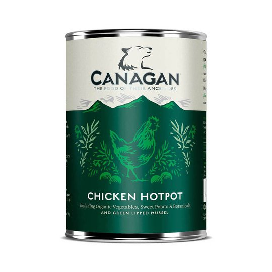 Canagan Chicken Hotpot