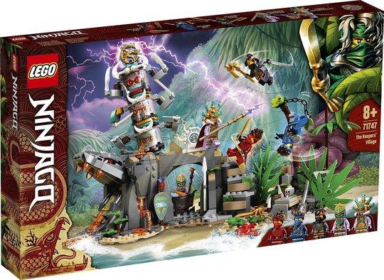 LEGO Ninjago 71747 Vokternes by