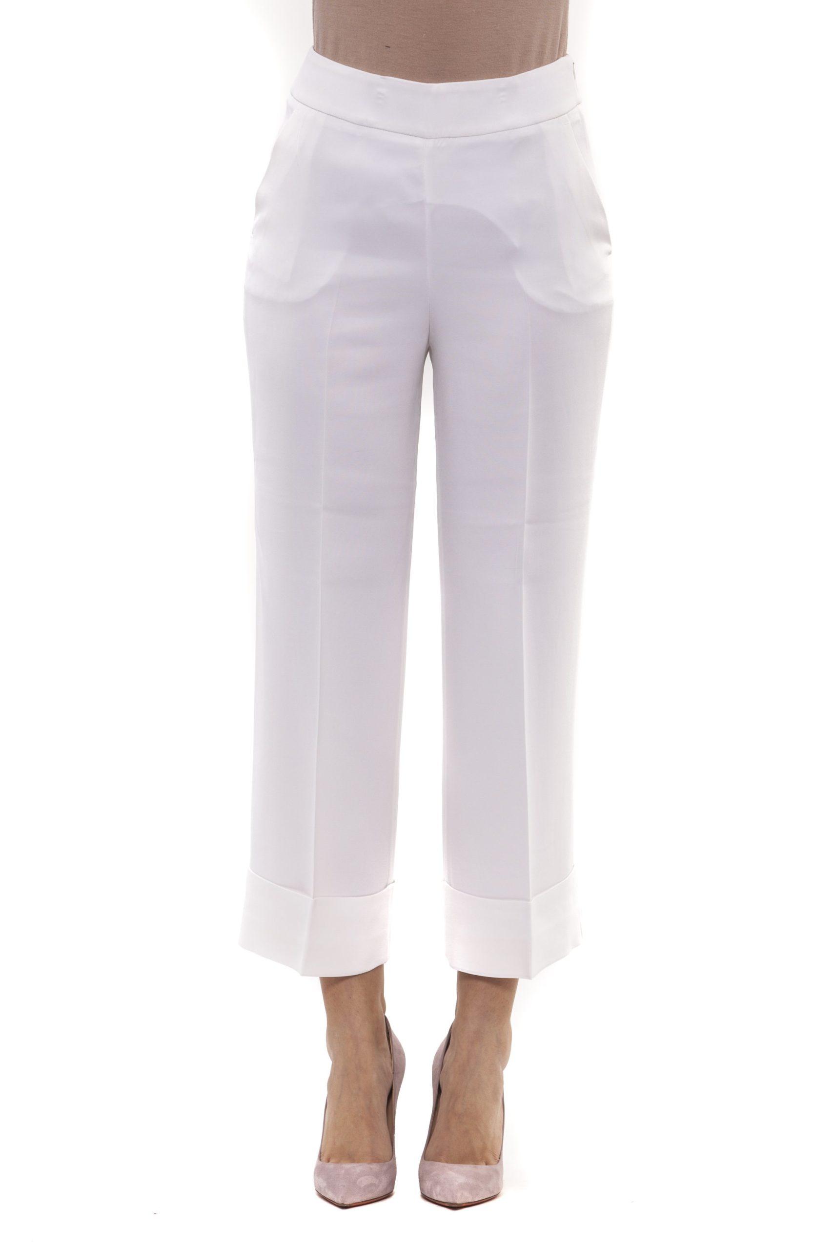 Bianco White Jeans & Pant - IT48 | XL