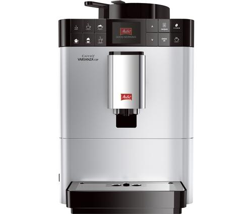 Melitta Caffeo Varianza Csp Silver Espressomaskin -