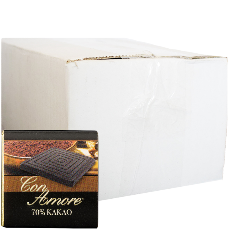 Hel Låda Choklad Mörk 1kg - 50% rabatt