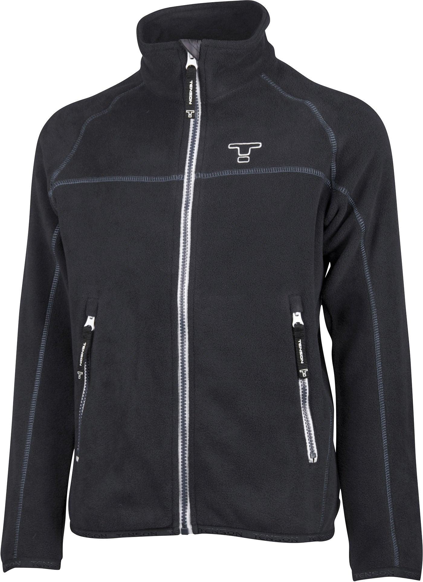 Tenson Moment Fleece, Black 122-128
