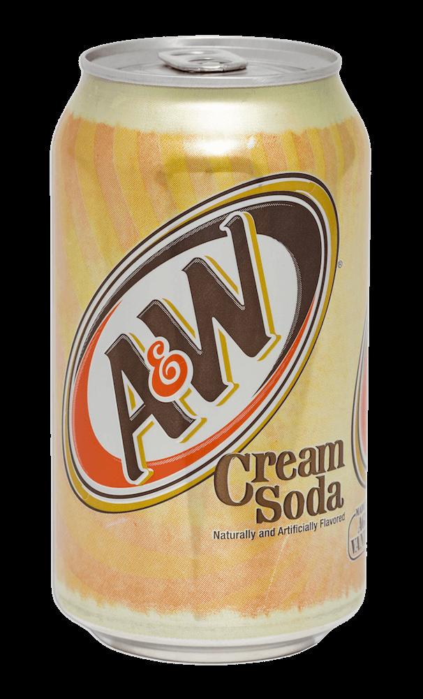 A&W Cream Soda 355ml