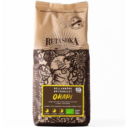 Bryggkaffe Okapi - 22% rabatt