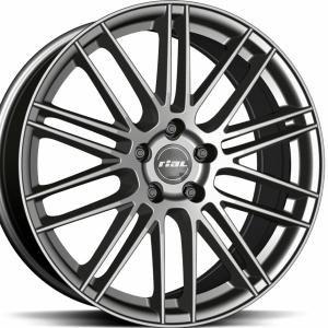 Rial Kibo Metal Grey 8x18 5/114.3 ET38 B70.1