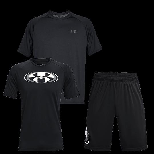 T-shirt & Shorts Under Armour