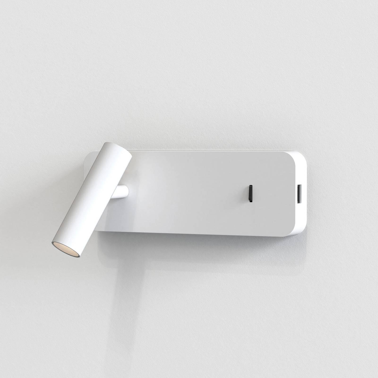 Astro Enna Surface USB-LED-seinävalaisin valkoinen