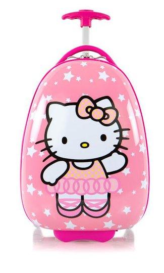 Hello Kitty Koffert, Pink
