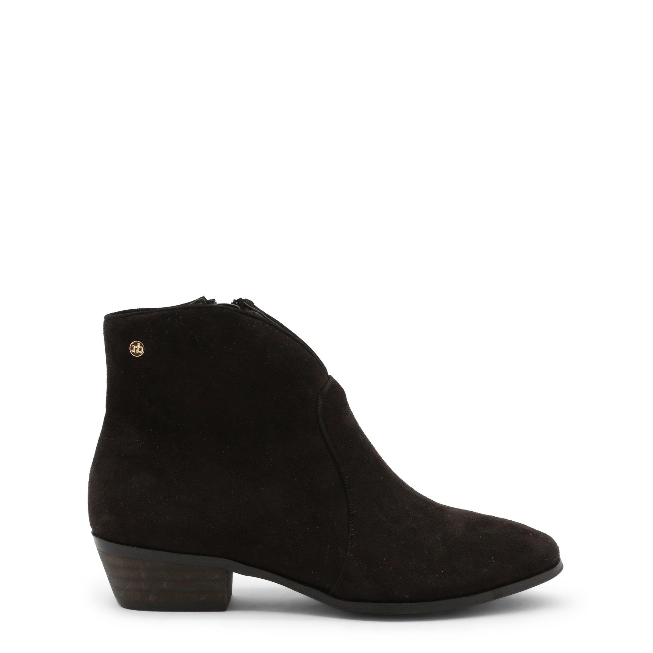 Roccobarocco Women's Ankle Boot Various Colours RBSC1JJ01STD - black EU 37