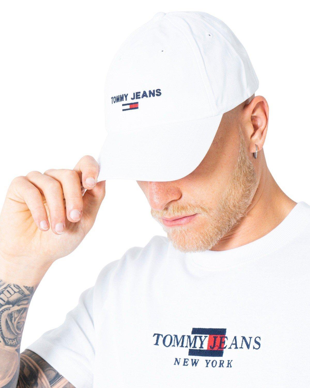 Tommy Hilfiger Jeans Men's Cap Various Colours 305053 - white UNICA