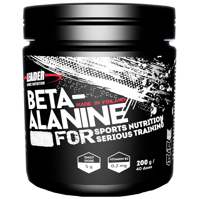 Beta-alaniini 200 g - 44% alennus