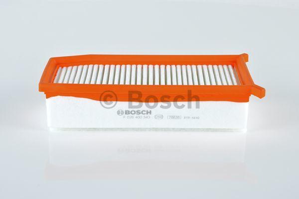 Ilmansuodatin BOSCH F 026 400 343