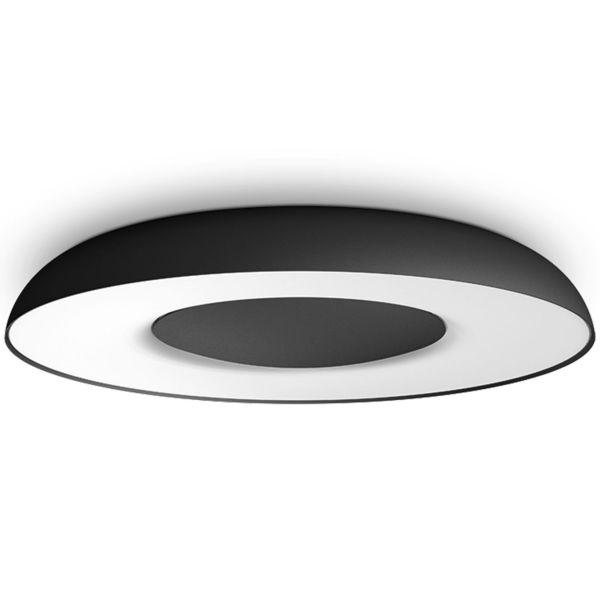 Philips Hue White Ambiance Still Plafondi 27 W LED, 2400 lm Musta