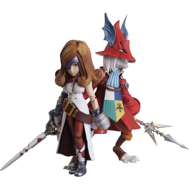 Final Fantasy IX Bring Arts - Freya Crescent & Beatrix
