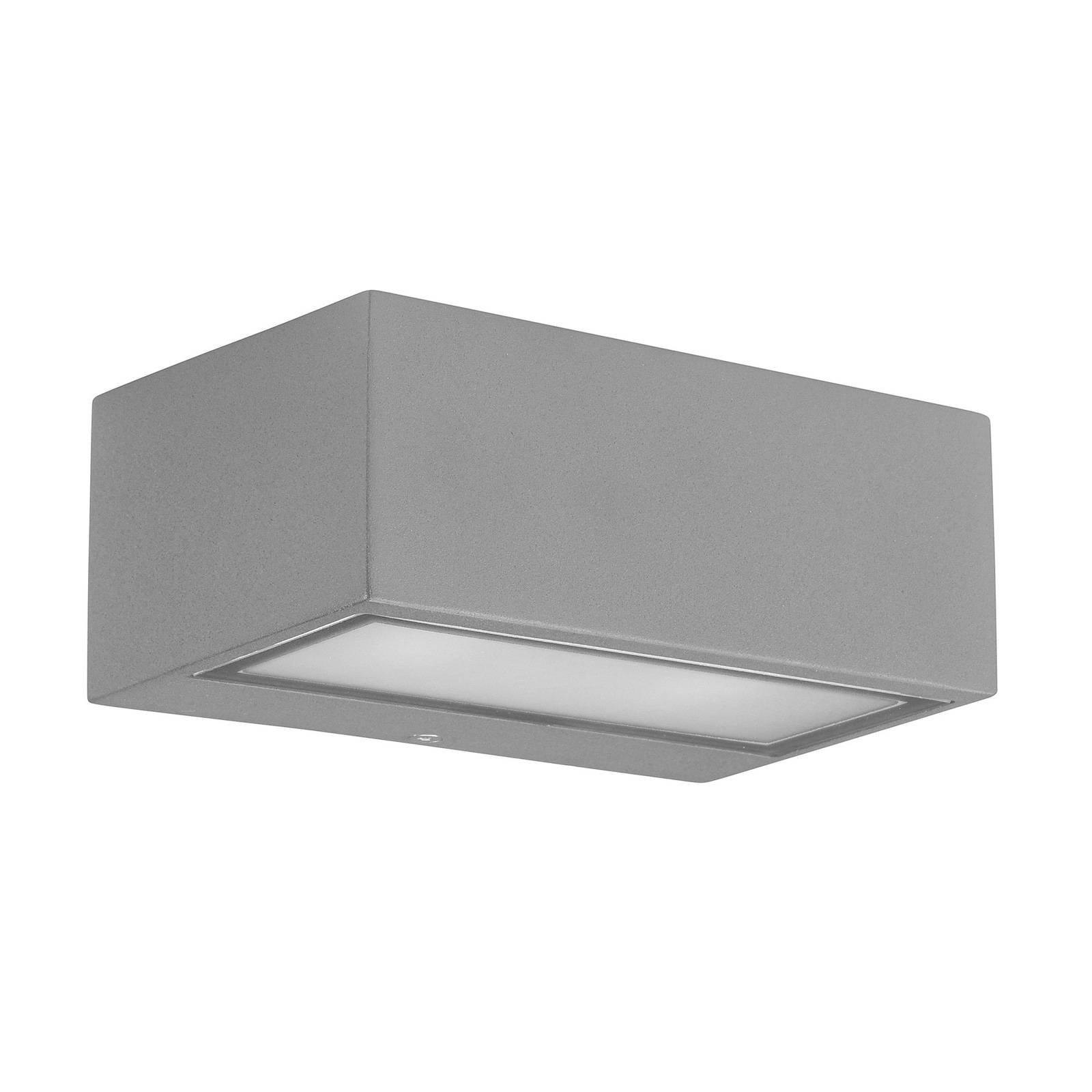 LEDS-C4 Nemesis vegglampe for ute, grå