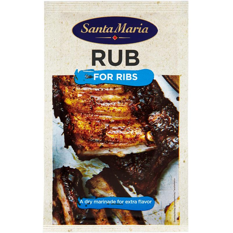 Rub Ribs - 33% rabatt