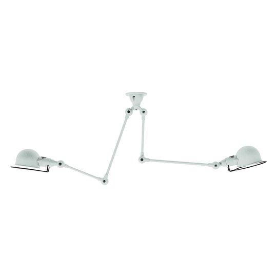 Jieldé Signal Sky3773 taklampe, 2 lyskilder hvit
