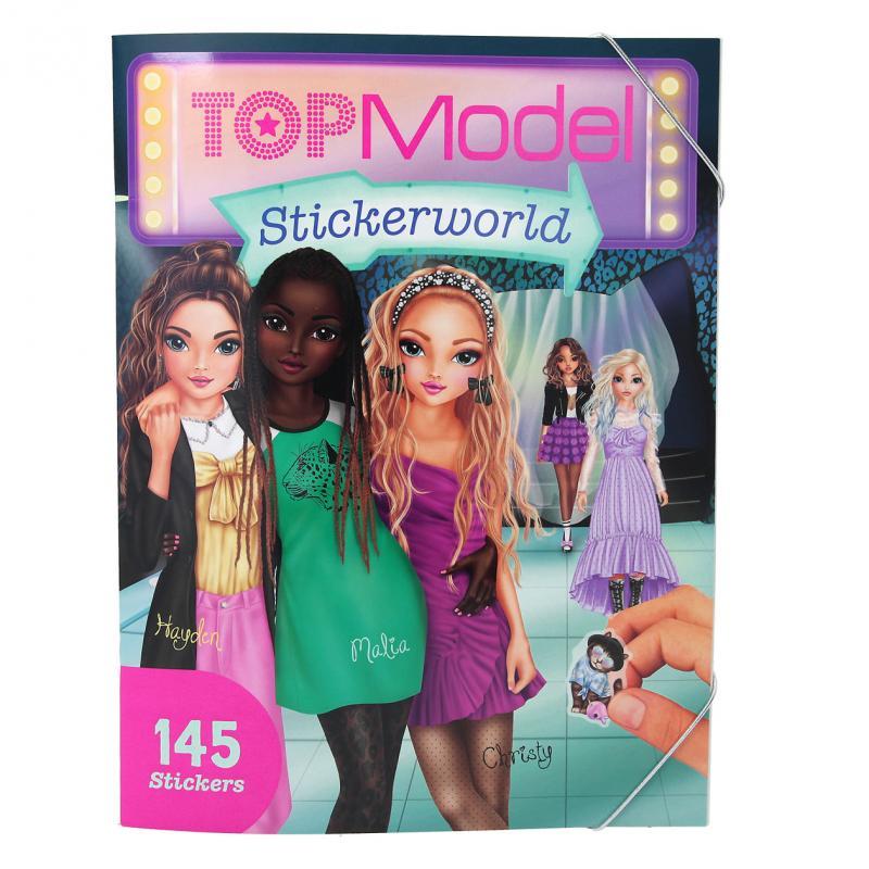 TOPModel - Stickerworld (0411468)