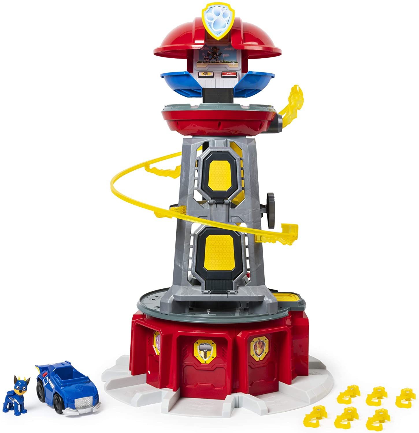Paw Patrol - Mighty Pups Life Size Look Out Tower (6053408)