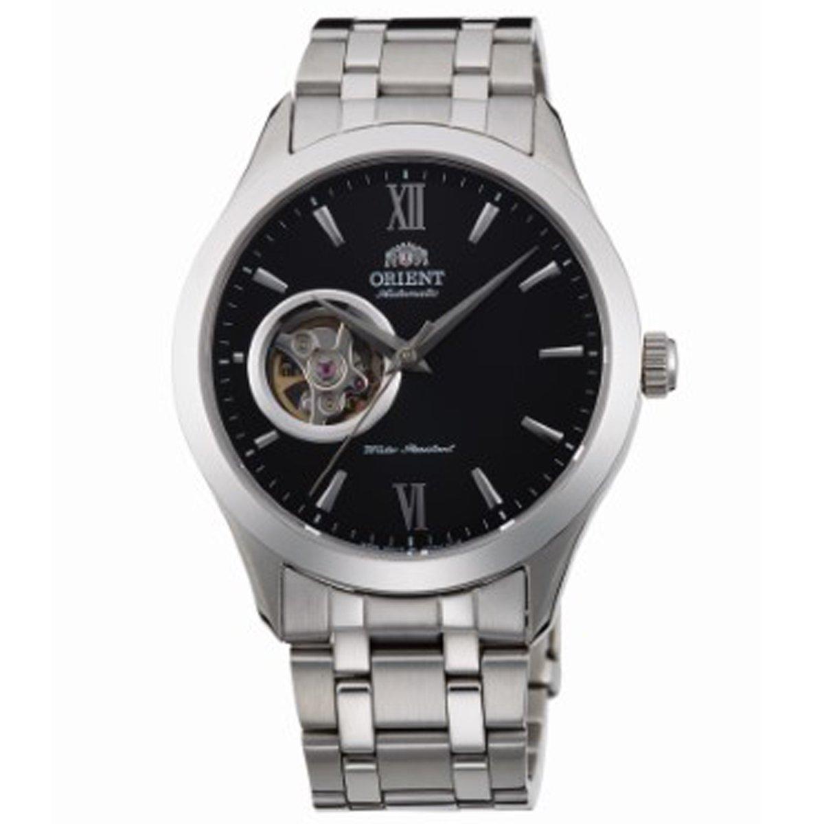 Orient Men's Watch Silver FAG03001B0