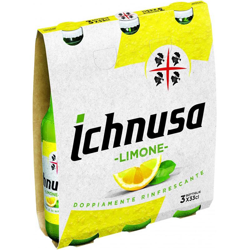"""Öl """"Limone"""" 3 x 33cl - 78% rabatt"""