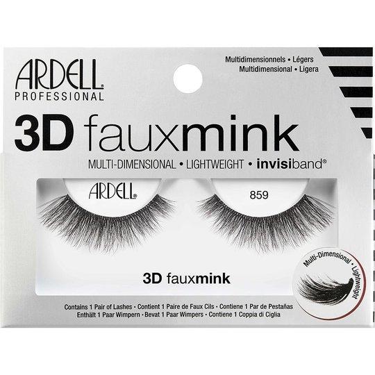 3D Faux Mink 859, Ardell Irtoripset