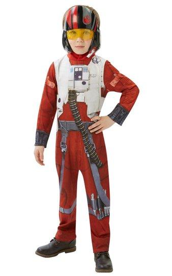 Star Wars Utkledning Xwing Pilot L