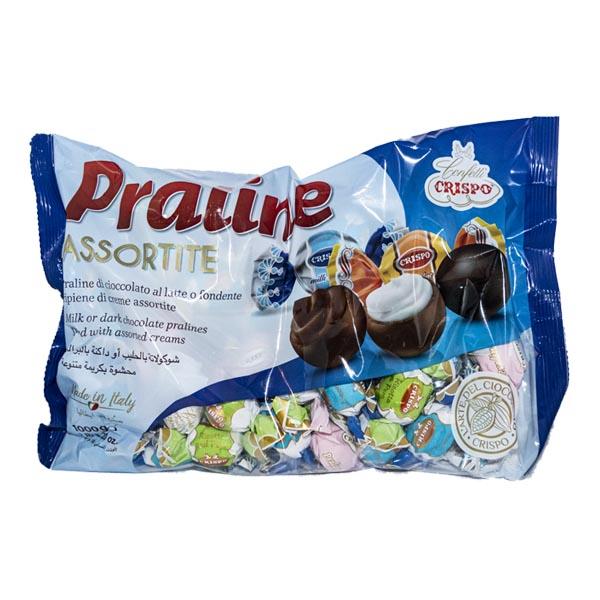 Crispo Praline Mixed 1 kg