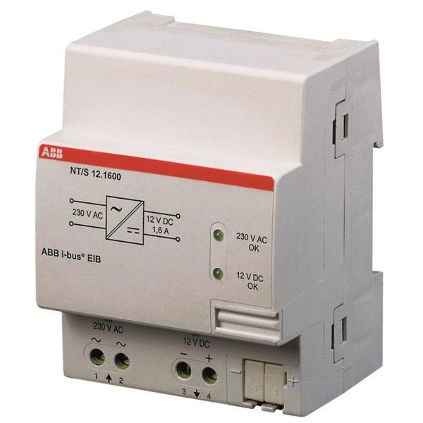 ABB GHQ6050056R0002 Virtalähde 12V/1,6A