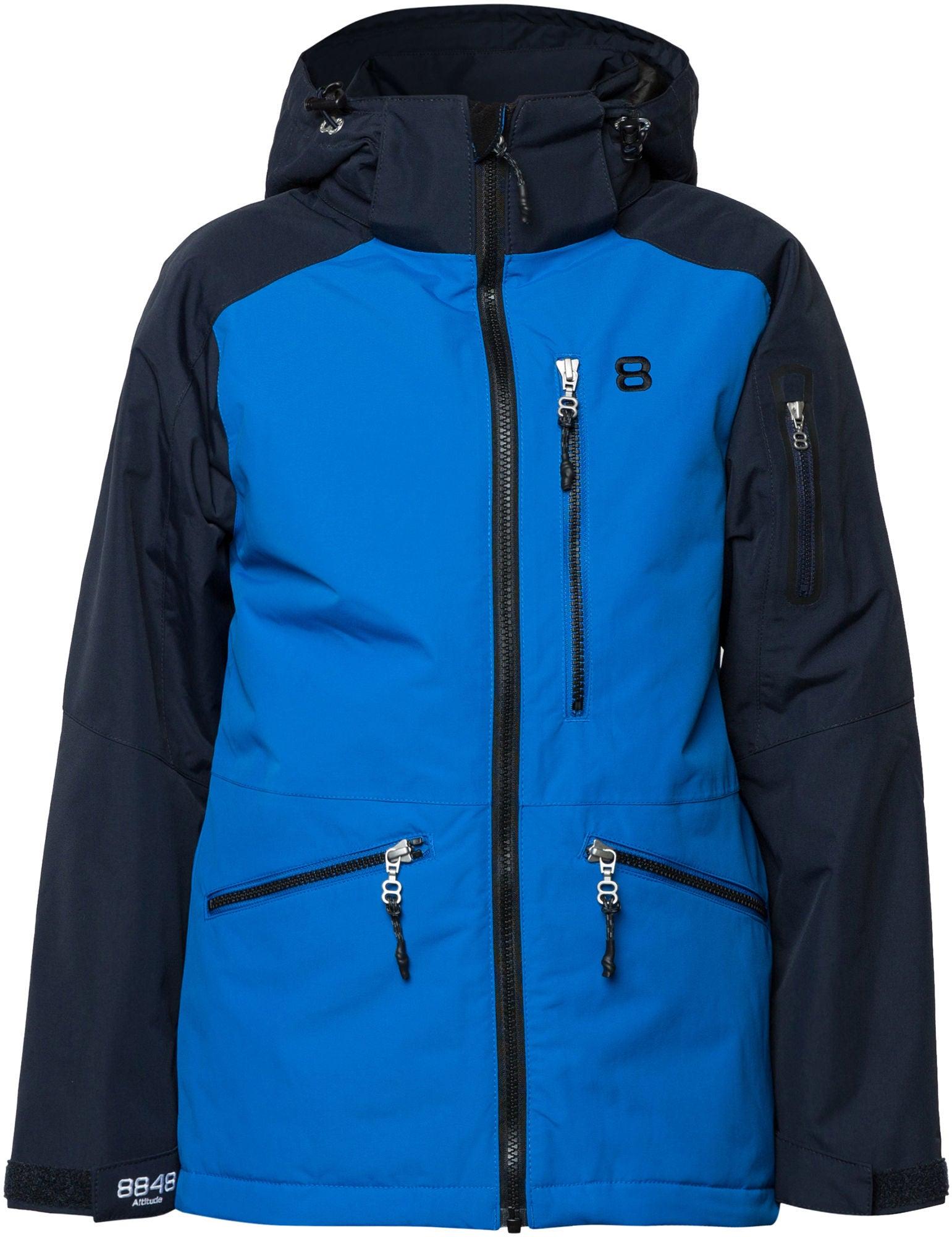 8848 Altitude Harpy Vinterjacka, Blue 120