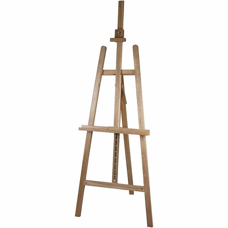 Easel - Beech wood (H: 200 cm) (22154)