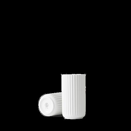Vase Porselen Hvit 15,5cm
