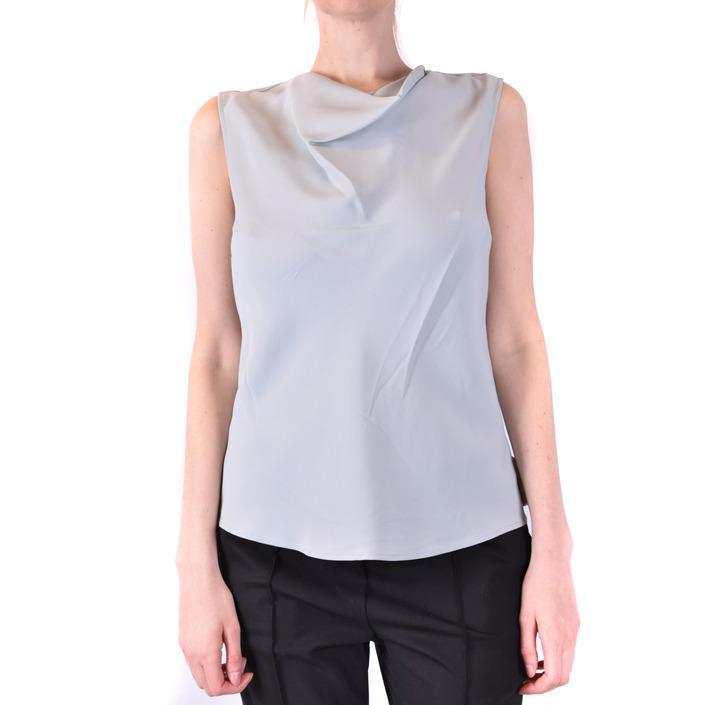Emporio Armani Women's Top Grey 229555 - grey 40
