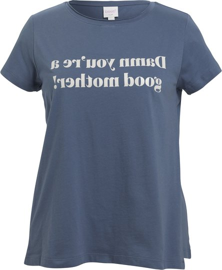 Boob Chari-Tee Mother Ammetopp, Country Blue XS
