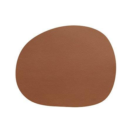 Raw Buffalo Bordbrikke Cinnamon Brown 41 x 33,5 cm