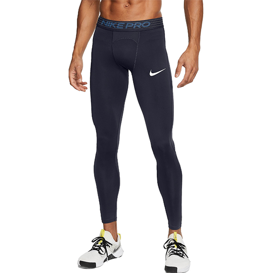 Nike Pro Comp Tights, Obsidian
