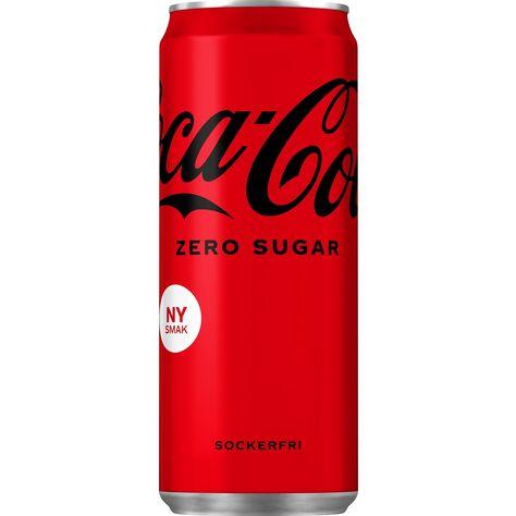Coca-Cola Zero 25cl