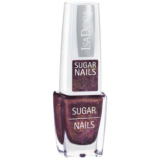 IsaDora Sugar Crush Nails, 108 Wine Crush, 6 ml IsaDora Efektilakat