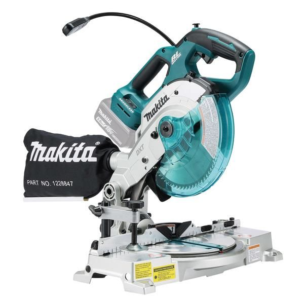 Makita DLS600Z Kapp- og gjæringssag uten batterier og lader