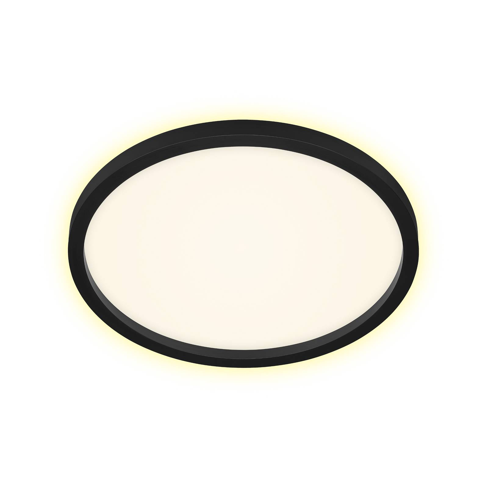 Prios Avira -LED-kattovalaisin pyöreä, 42 cm