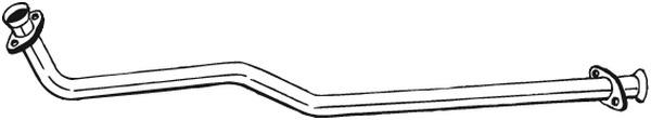 Pakoputki BOSAL 883-135