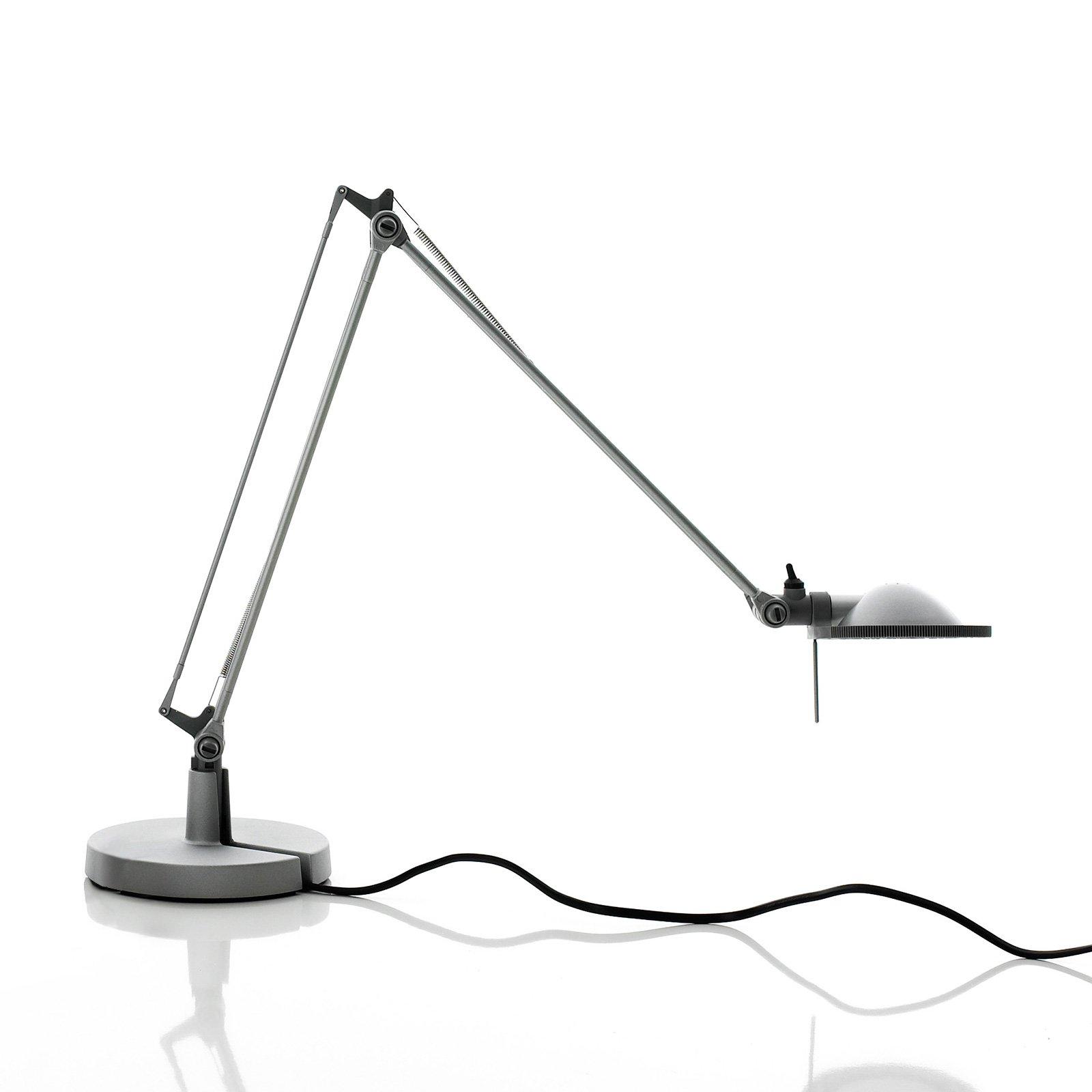 Luceplan Berenice, bordlampe 13,5cm, aluminium